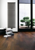 Zehnder Kleo Vertical Chrome Radiator