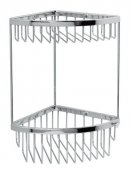 Miller Classic Two Tier Corner Basket with Practical Hook