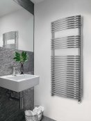 Zehnder Sfera Bow Chrome Radiator