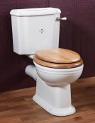 Silverdale Victorian Close Coupled WC Suite