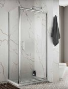 Sommer 8 Infold Door Shower Enclosure 760mm