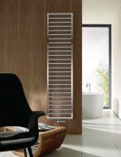 Zehnder Subway Electric Stainless Steel Radiator with Infra-Red Control
