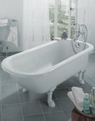 Bette Roma Freestanding Steel Bath