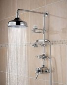 Bristan Trinity Surface Mounted Shower