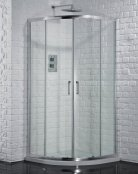 Aquadart Venturi 6 900 x 900mm Double Door Quadrant