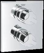 Grohe Allure Concealed Thermostatic shower mixer
