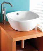Silverdale Ascot 370mm Countertop Basin