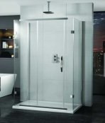 Aquadart Inline 1400 x 900mm 3 Sided Sliding Enclosure
