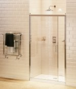 Burlington Sliding Door Shower Enclosure