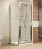 Roman Lumin8 Bi-Fold Door Shower Enclosure