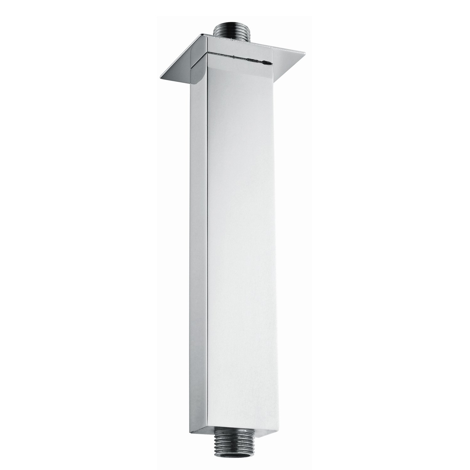 Rak 120mm Chrome Square Ceiling Shower