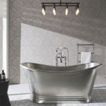 BC Designs Tin Boat 1700mm Bath