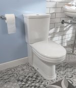 Silverdale Damea Close Coupled WC Suite