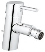 Grohe Concetto Bidet Mixer with Pop-up Waste