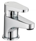 Bristan Quest Basin Mixer with Clicker Waste