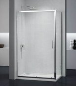Sommer 8 Sliding Door Shower Enclosure 1000mm