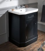 Silverdale Empire 700mm Basin with Cabinet