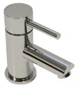 Bristan Blitz Basin Mixer With Clicker Waste