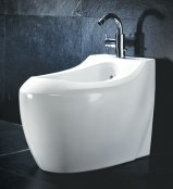 Silverdale Windsor Back to Wall Bidet