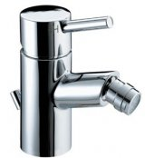Bristan Prism Bidet Mixer with Pop-up Waste