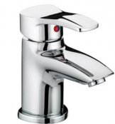 Bristan Capri Basin Mixer with Eco-Click and Pop-up Waste