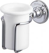 Burlington Chrome Tumbler Holder