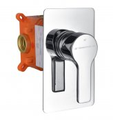 RAK Sport Thermostatic Single Outlet Concealed Shower Valve