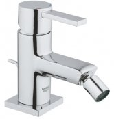 Grohe Allure Bidet Mixer with Pop-up Waste