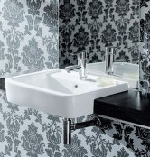 Silverdale Henley 550mm Semi Countertop Basin