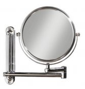HiB Tila Extendable Magnifying Mirror