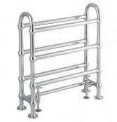 St James Freestanding Victorian Hobby Horse Towel Rail