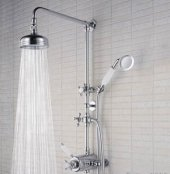 Bristan 1901 Surface Mounted Shower