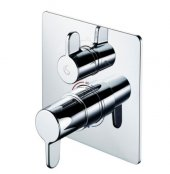 Ideal Standard Freedom Easybox Slim Shower Mixer with Diverter