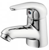 Ideal Standard Opus Single Lever Basin Mixer without Waste