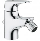 Grohe BauFlow Single Lever Bidet Mixer