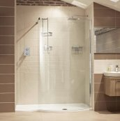 Roman Lumin8 1700mm Colossus Shower Enclosure