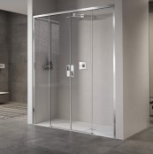 Novellini Opera 2A Double Slider Shower Enclosure