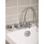 Ideal Standard Calista 2 Tap Hole Bath/Shower Mixer