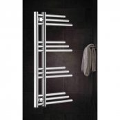 RAK 500 x 900 Basilica Chrome Radiator