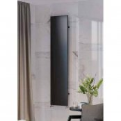 RAK 400 x 1800 Colosseum Anthracite Radiator