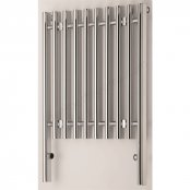 RAK 600 x 800 Parthenon Chrome Radiator