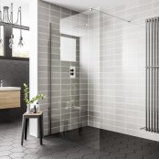 Spring 700mm Wetroom Panel