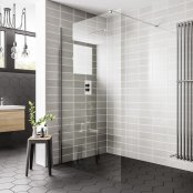 Spring 800mm Wetroom Panel
