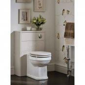 Essential Maine 500mm Floorstanding WC Unit