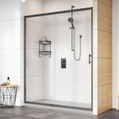Roman Innov8 1200mm Sliding Door (Alcove Fitting)