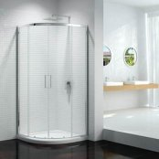 Sommer 8 Double Door Quadrant Shower Enclosure 900 x 900mm