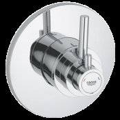 Grohe Avensys Modern Concealed Dual Control Shower Valve