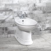 Silverdale Hillingdon Freestanding/Back to Wall Bidet