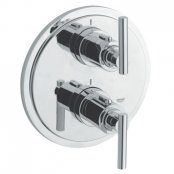 Grohe Atrio Jota Thermostatic Bath/Shower Mixer Conc. Body & Tri
