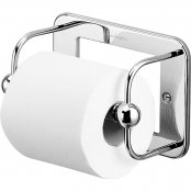 Burlington Bathrooms Chrome Toilet Roll Holder